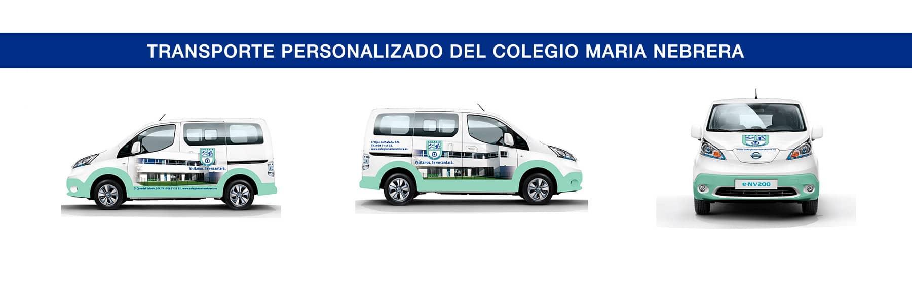 Colegio Maria Nebrera bús